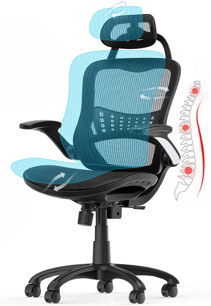 5 best chairs for telehealth practitioners