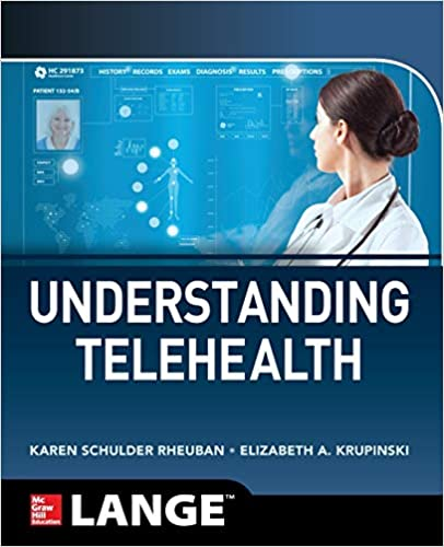 best telehealth books to get